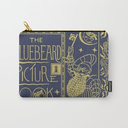 The Bluebeard Picture Book Carry-All Pouch