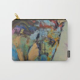 Horse Study Carry-All Pouch