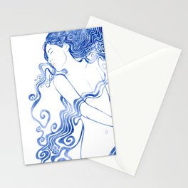 Water Nymph LXVII Stationery Cards