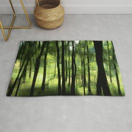Deep Forest Rug