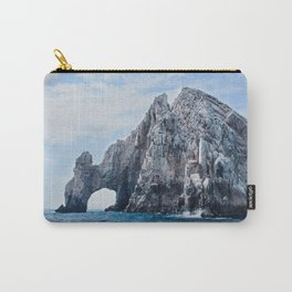 The Arch of Cabo San Lucas Photography Print Carry-All Pouch
