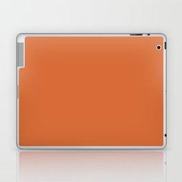 Jaffa Orange Laptop & iPad Skin