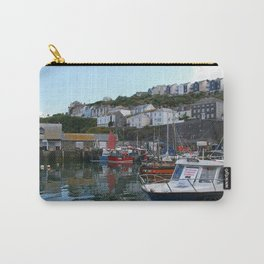 Mevagissey Harbour Carry-All Pouch