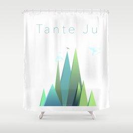 Tante Ju Shower Curtain