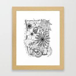 Mindgarden Framed Art Print