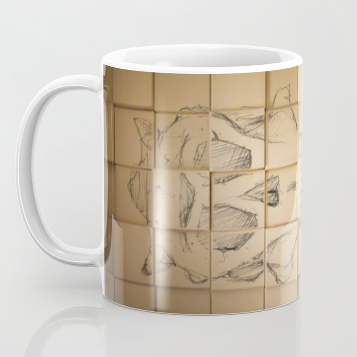 Space in Boxes Coffee Mug