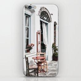 Amorgos Greece iPhone Skin