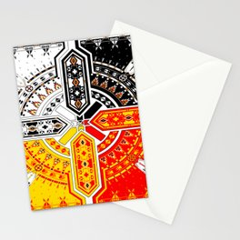 The Four Directions Stationery Cards