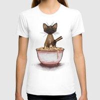 ramen T-shirts featuring Ramen by Naomi VanDoren