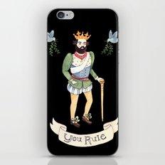 You Rule iPhone & iPod Skin