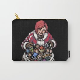 Merry ChristMass Effect Carry-All Pouch