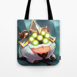 Master Yi League Of Legends Tote Bag