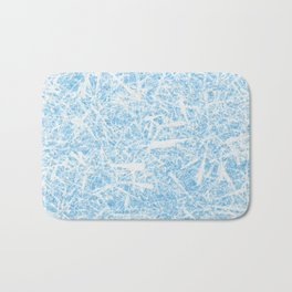 White Out Frost Bath Mat
