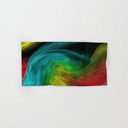 """""""Through A Silk Scarf"""" Hand & Bath Towel"""