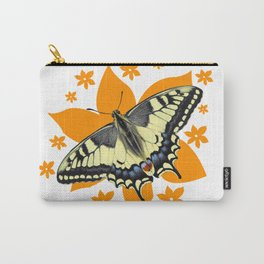 Swallowtail (Papilio machaon) butterfly Carry-All Pouch