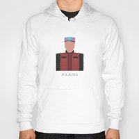 mcfly Hoodies featuring Marty McFly 2015 by Migui Díaz