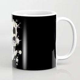 Football Skull - Soccer Skull Coffee Mug