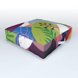 Pyramid Outdoor Floor Cushion