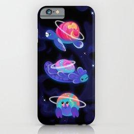 Cosmic shells iPhone Case