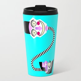 Two heads Travel Mug