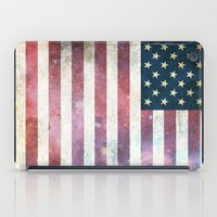 patriotic iPad Cases featuring PATRIOTIC by alfboc