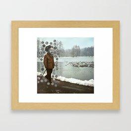 The Contemplative Life Framed Art Print
