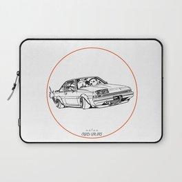 Crazy Car Art 0220 Laptop Sleeve