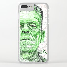 Franky Clear iPhone Case
