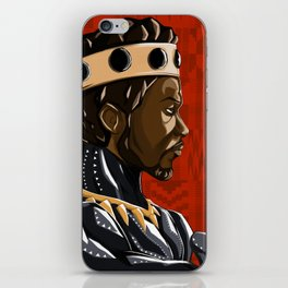 Long Live the King iPhone Skin
