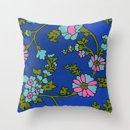 m.ink gouache 6 Throw Pillow