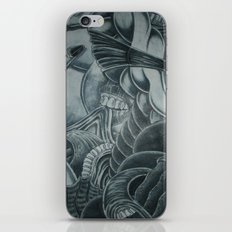 Women Of The Moon (Carnal Fantasy) iPhone Skin