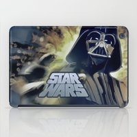 vader iPad Cases featuring Vader by DisPrints