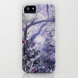 entering magical place iPhone Case