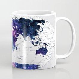 ALLOVER THE WORLD-Galaxy map Coffee Mug