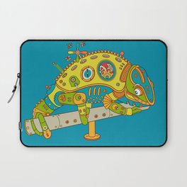 Chameleon, cool wall art for kids and adults alike Laptop Sleeve