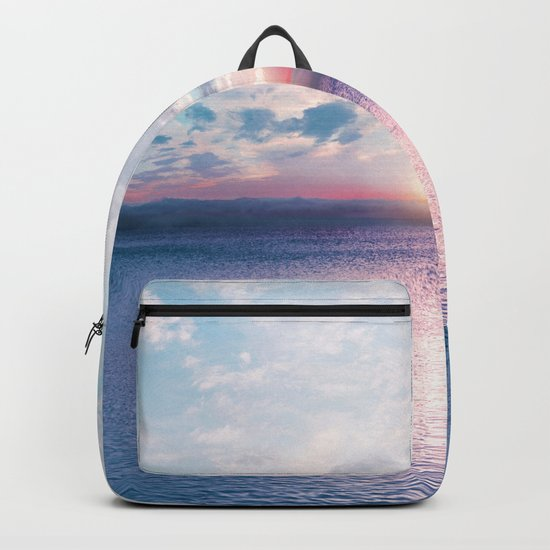 Pastel vibes 26 Backpack