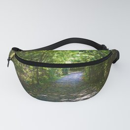 Point Pelee National Park Trails in  Leamington, Ontario, Canada Fanny Pack