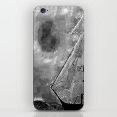 The Fate of Sir Charles Vane: Mutiny and the Cursed Lands iPhone & iPod Skin