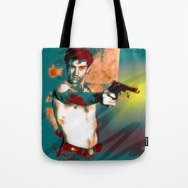 Hollywood Icons - Mr DeNiro Tote Bag