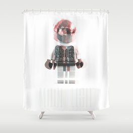 MOON LIGHT Shower Curtain