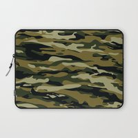 military Laptop Sleeves featuring Military  by ''CVogiatzi.