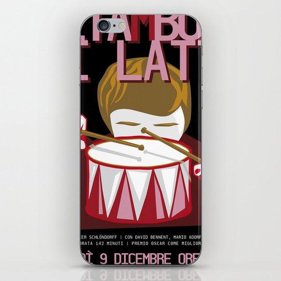 The tin drum iPhone & iPod Skin