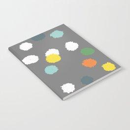 Polka Splots Notebook
