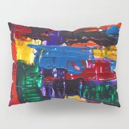 Patchwork Quilt Pillow Sham
