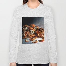 Keep Your Eyes Peeled  Long Sleeve T-shirt