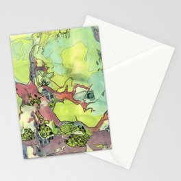 #33 Tree Hive Stationery Cards