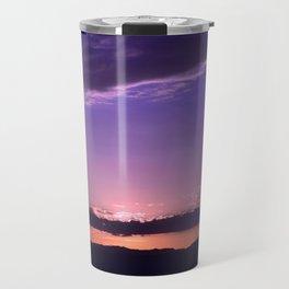 Southwest Sunrise - IV Travel Mug
