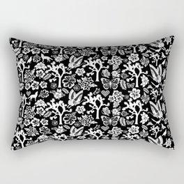 """Joshua Tree Pattern """"Yucca Bali"""" by CREYES Rectangular Pillow"""