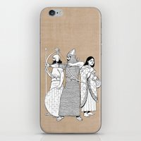 archer iPhone & iPod Skins featuring Archer by Tom Tierney Studios