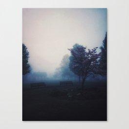 Morning Yearning Canvas Print